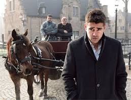 in bruges film reviews film entertainment smh com au vulnerable colin farrell shows previously unseen depths