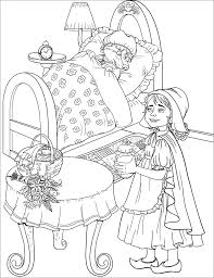 Big and will be bad wolf. Big Bad Wolf Coloring Page Free Printable Coloring Pages For Kids