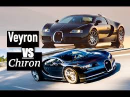 Bugatti also shortened the gears by 18 percent and cut 110 pounds (50 kilograms) of weight, sacrificing top speed in the pursuit of agility, handling, elasticity, acceleration. even though. Bugatti Chiron Vs Bugatti Veyron Inside Lane Youtube Bugatti Chiron Bugatti New Bugatti Chiron