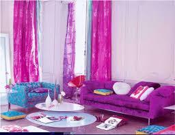 Purple Living Room Accessories Purple Magenta Living Room Metkaus