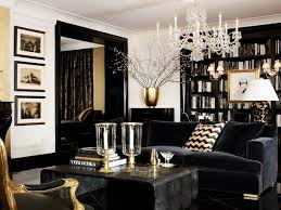 Luxury Gold and Black Furniture for Modern Interiors (14) black furniture  Luxury Gold and