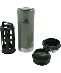 Coffee Mug w/ Integrated French Press | 16 oz | Stanley