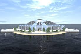 Прошедшие конкурсы Архитектура и дизайн Архиновости Ресторан на воде