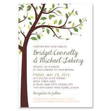 Wedding Invitations With Tree Designs Wedding Invitation Cards Moline Illinois Noted Design