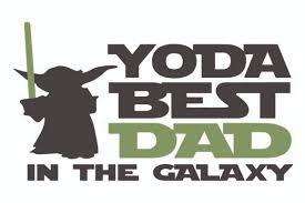 1 Yoda Best Dad Designs Graphics