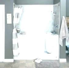 safe step walk in shower step in tub and shower safe step tub cost how much