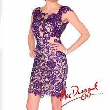 More than 25 products in stock. Mac Duggal Dresses Macduggal Cocktail Lace Dress 6431r Poshmark