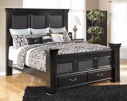 Mansion Bedroom Furniture Signature Design By Ashley Furniture Cavallino King Mansion Poster
