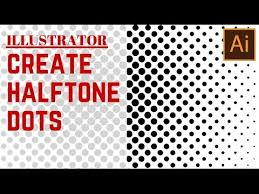 Illustrator Pattern Fill Unique Create A Halftone Dot Pattern In Illustrator Turn A Gradient
