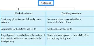 Basic Overview On Gas Chromatography Columns Rahman
