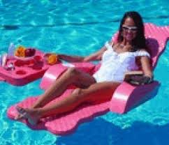 inflatable pool furniture. Floating Pool Chairs With Cup Holders Inflatable Furniture L