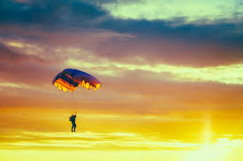 before you go skydiving what you need to know reader s digest you can jump wearing a parachute or out one