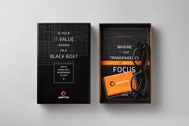 Black Box Graphic Design Apptio Black Box Promotional Kit Black Box Packaging