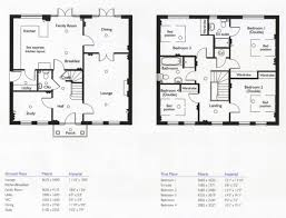 kitchen 4 bedroom house plans with rear
