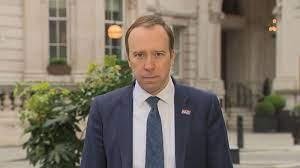 Coronavirus: Health Secretary Matt Hancock says 'very unpleasant' COVID-19  saw him lose half a stone | Politics News