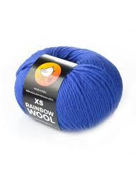 <b>Пряжа</b> для вязания <b>XS Rainbow</b> Wool, 2 шт <b>RAINBOW BIRD</b> ...