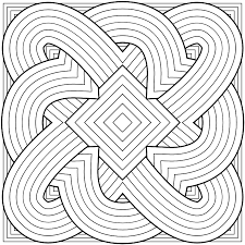 Small Picture Stunning Geometric Patterns Coloring Pages Ideas Coloring Page