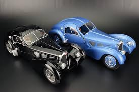 Bugatti typ 57, 57 t och normale. Review Solido Bugatti Type 57 Sc Atlantic Diecastsociety Com