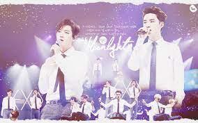 EXO :: Moonlight 월광 Wallpaper by Super_Naruman_Junior