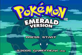 Pokemon Emerald Randomizer (Hack) GBA ROM - CDRomance