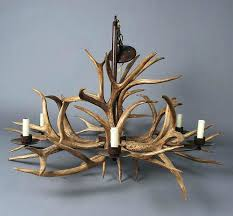 how to make a whitetail deer antler chandelier and with your own uk