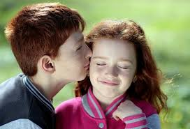 Free Photo Red Hair Freckles Pair Brother Kiss Love Sister Max Pixel Stunning Picture For Brother Sister