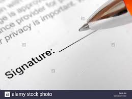 filling out applications filling out application close up signature stock photo 84572796 alamy