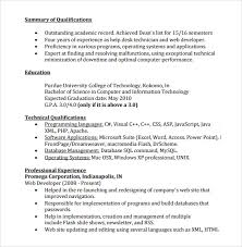 resume templates entry level sample entry level resume 8 documents in pdf word