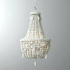 white beaded chandelier white beaded chandelier shades wooden white beaded chandelier whitewash wood beaded chandelier
