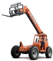 jlg extended boom forklift. skytrack 6036 telescopic reach forklift jlg extended boom h