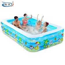 inflatable pool furniture. Get Quotations · Large Infants And Young Children Thick Snow Australia Inflatable Swimming Pool Family Furniture L