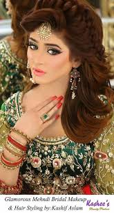 kashee s bridal makeup hairstyle 2018 2