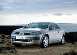 RENAULT Megane Coupe - Cabrio specs - 2003, 2004, 2005, 2006 ...