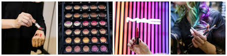 with five hands on stations elites mingled in small groups and fearlessly visited each mac artist to learn about foundation highlighting and contouring