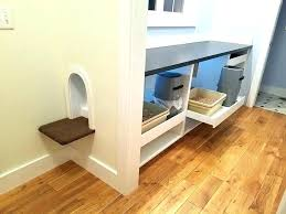Image Diy Cat Litter Box Enclosure Enclosures Furniture Cover Tray Hooded With Flap Door Way Basics Black Friendly Cat Litter Box Enclosure Cover Saving Lives Through Adoption Prevention Print Friendly Cat Litter Cover Enclosure Saris Box Hider Proinsarco