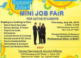 Flyer Jobs 16 Job Fair Flyers Word Psd Ai Indesign Free