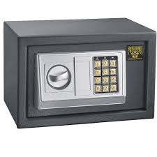 paragon electronic safe 0 28 cf jewelry home security digital heavy duty