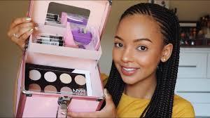 beginners makeup kit guide giveaway mihlali n
