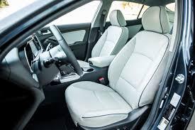 kia optima 2015 white interior. Plain Kia 2014 Kia Optima Hybrid Updated With New Grille And LEDs Front Rear   Specs Throughout 2015 White Interior E