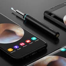 Youpin Bebird <b>Smart Visual Ear</b> Stick Earpick M9 Pro WiFi Otoscope ...