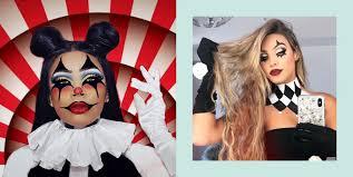 27 cute clown makeup ideas and easy