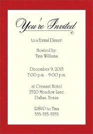 Corporate Invitation Card Format 60th Birthday Party Invitation Wording Zoli Koze