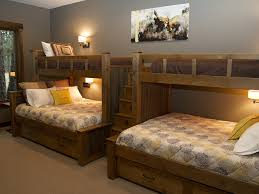 Ideal Built In Bunk Beds Southbaynorton Interior Home - Built in bedrooms