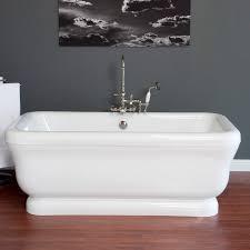elegant freestanding tub 60 inch strom plumbing solitude 70 with design 11