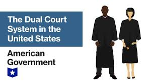 Dual Court System In The United States American Government