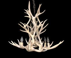 at antler chandeliers lighting company each real antler chandelier is custom made and embos the stately beauty of the antlers