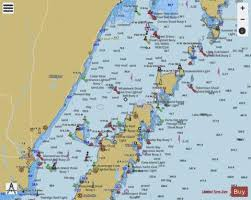 Little Bay De Noc Depth Chart Upper Green Bay Minneapolis Shoal To Green Island Marine