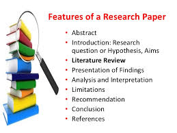 Presentation on literature review MA Learning Hub
