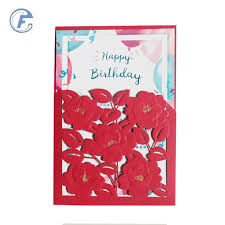 Custom Made Popular Small Size Color Greeting Happy Birthday Cards Buy Folded Paper Greeting Card Paper Quilled Greeting Card Funny Greeting Card