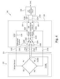 patent us bridge sensor collocated electronics patent drawing